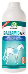 <p>Balsamic Air is a liquid nutritional supplement for respiratory support, it can be given by mouth, or nebulised, for example with a Flexineb. </p>
