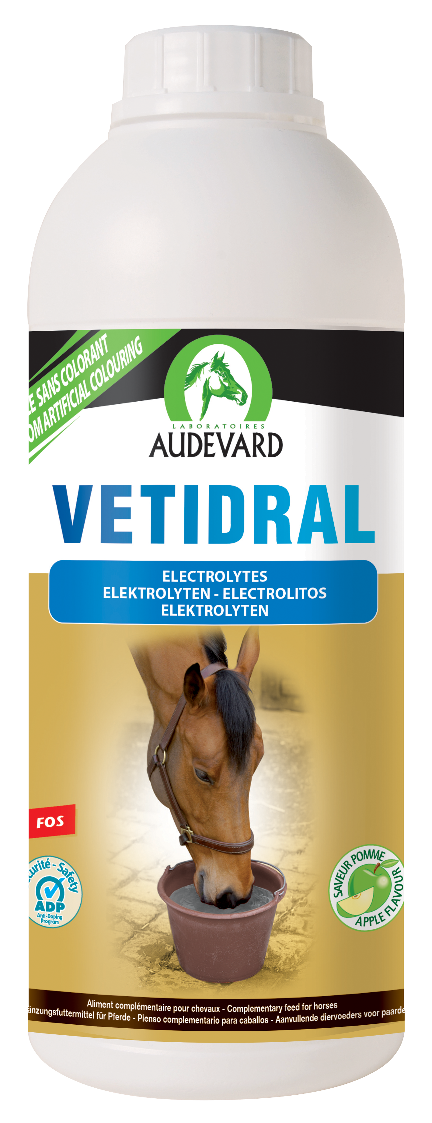 Audevard Vetidral Solution 1 litre