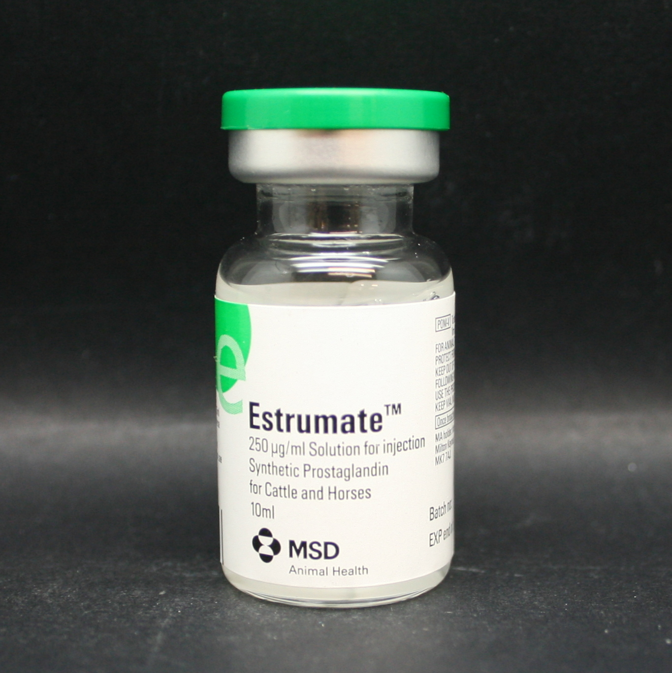 Estrumate 250 �g/ml solution for injection