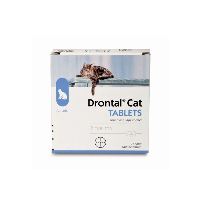 Drontal Cat Film-Coated Tablets