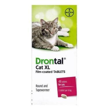 Drontal Cat XL Film-Coated Tablets