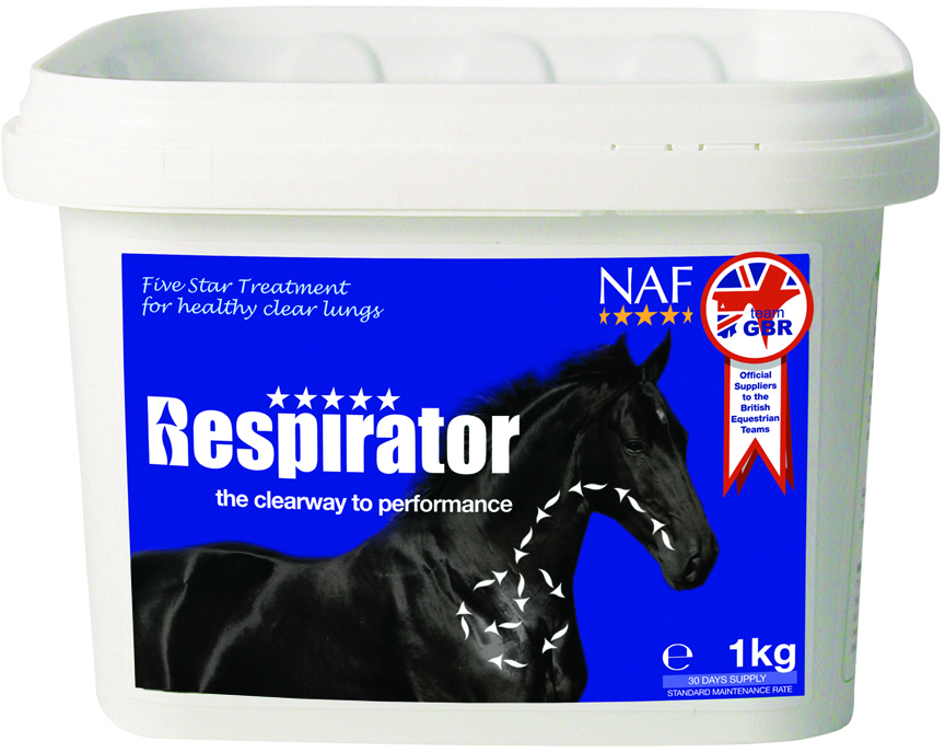 NAF Five Star Respirator Powder