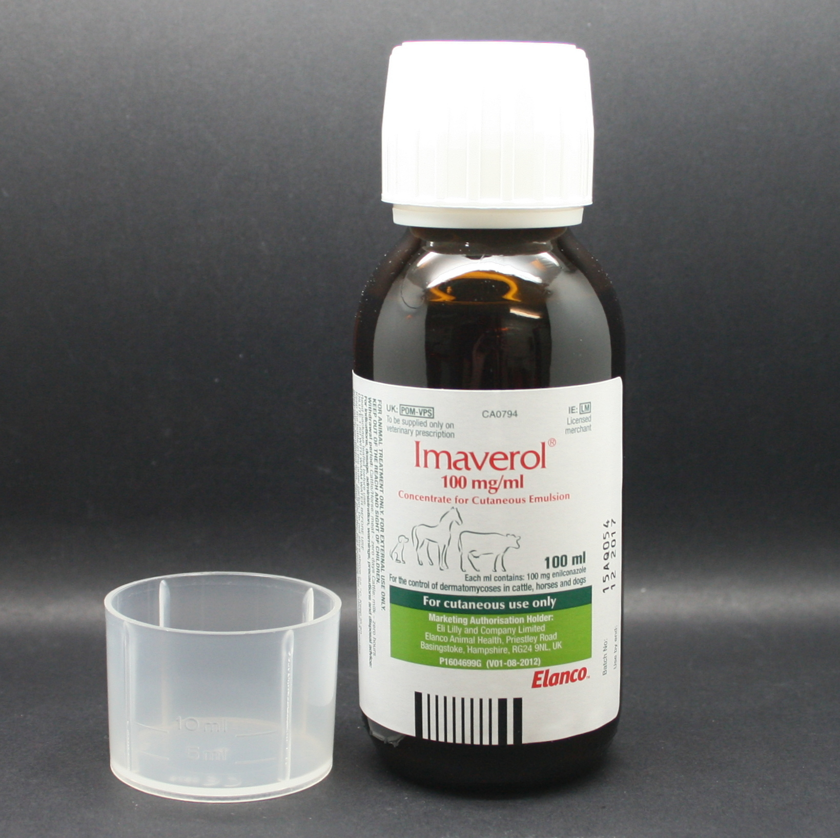 Imaverol 100mg/ml Concentrate 100ml