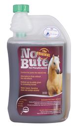 <p>No Bute is one of the most popular joint & mobility supplements on the market. It contains Devil's Claw, which has been proven to have anti-inflammatory properties; it can be effective at relieving joint pain, osteoarthritis & even pain from laminitis. </p> <p>Devil's Claw is now a Controlled Medication under FEI rules, so it's not suitable for regular use in competing horses. </p>
