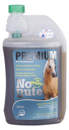 No Bute Premium contains the same Devil's claw formula as NoBute, but also benefits from the addition of Glucosamine, MSM & Vitamin C. These additional ingredients give further support to cartilage & joints.