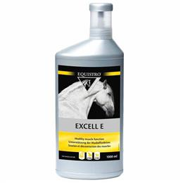Equistro Excell E is a liquid formulated to support your horse's muscle function & health. It is ideal for horses in hard work who put increased demand on their muscles, or those who are prone to muscle stiffness.