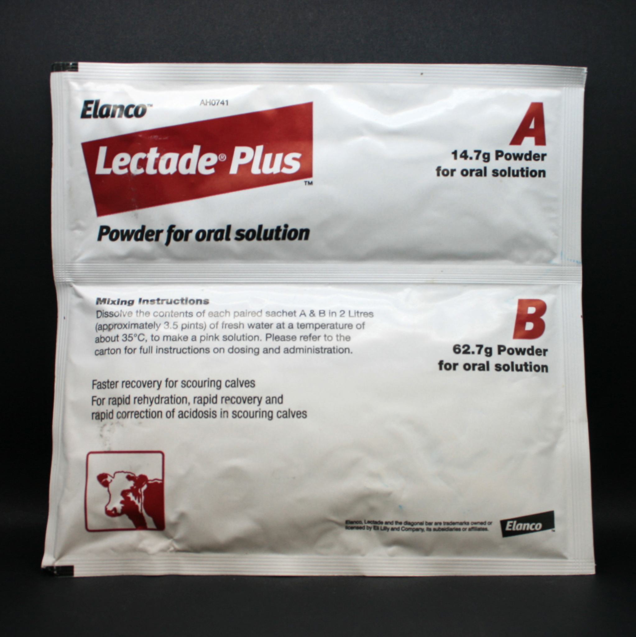 Lectade Plus Powder for Oral Solution