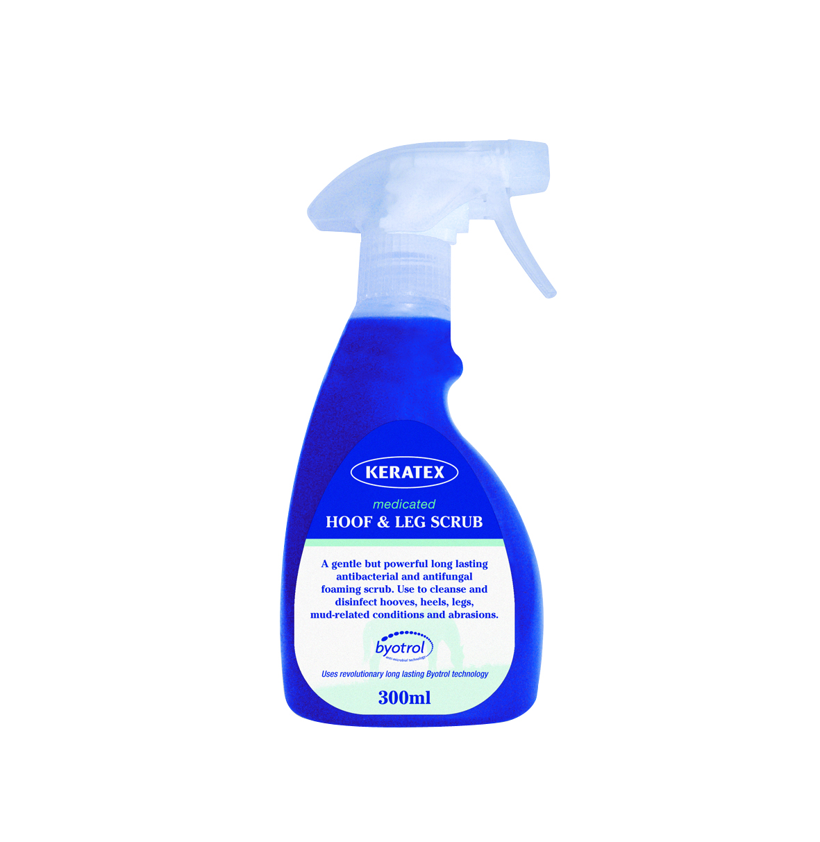 Keratex Cleansing Hoof & Leg Scrub 300ml