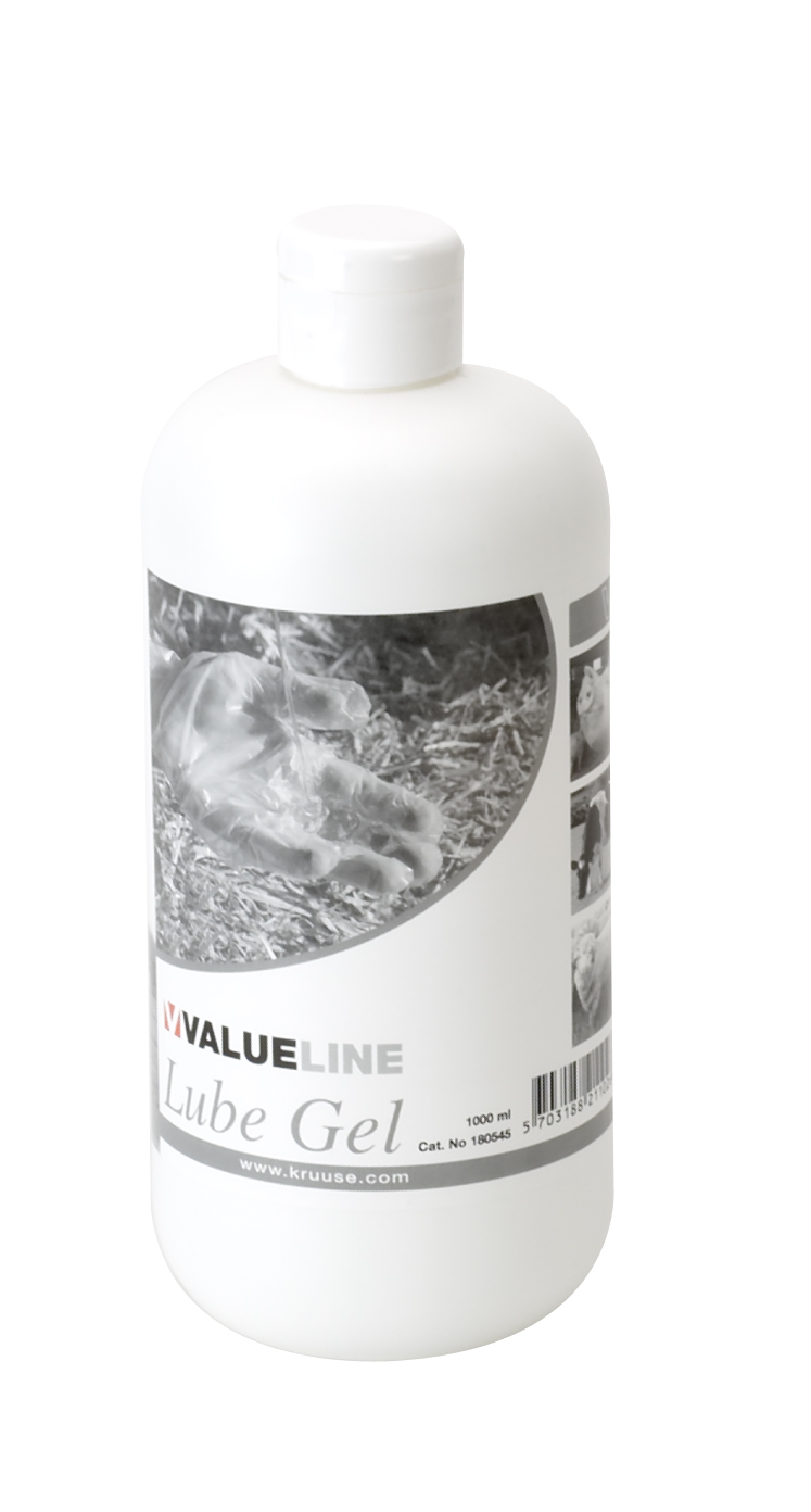 Lube Gel- Kruuse Valueline