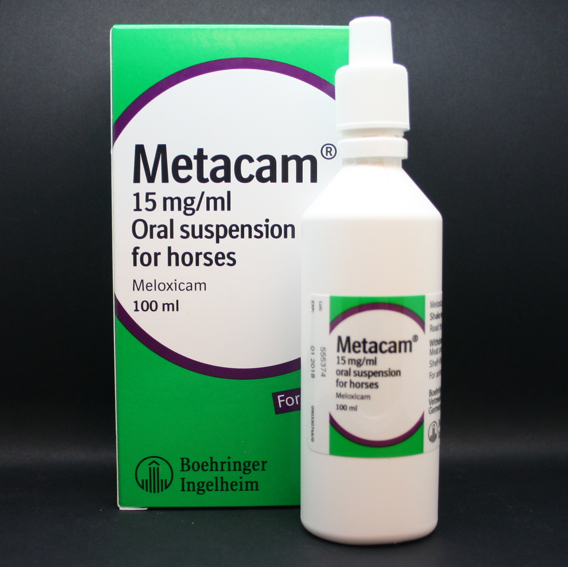 Metacam 15mg/ml Oral suspension
