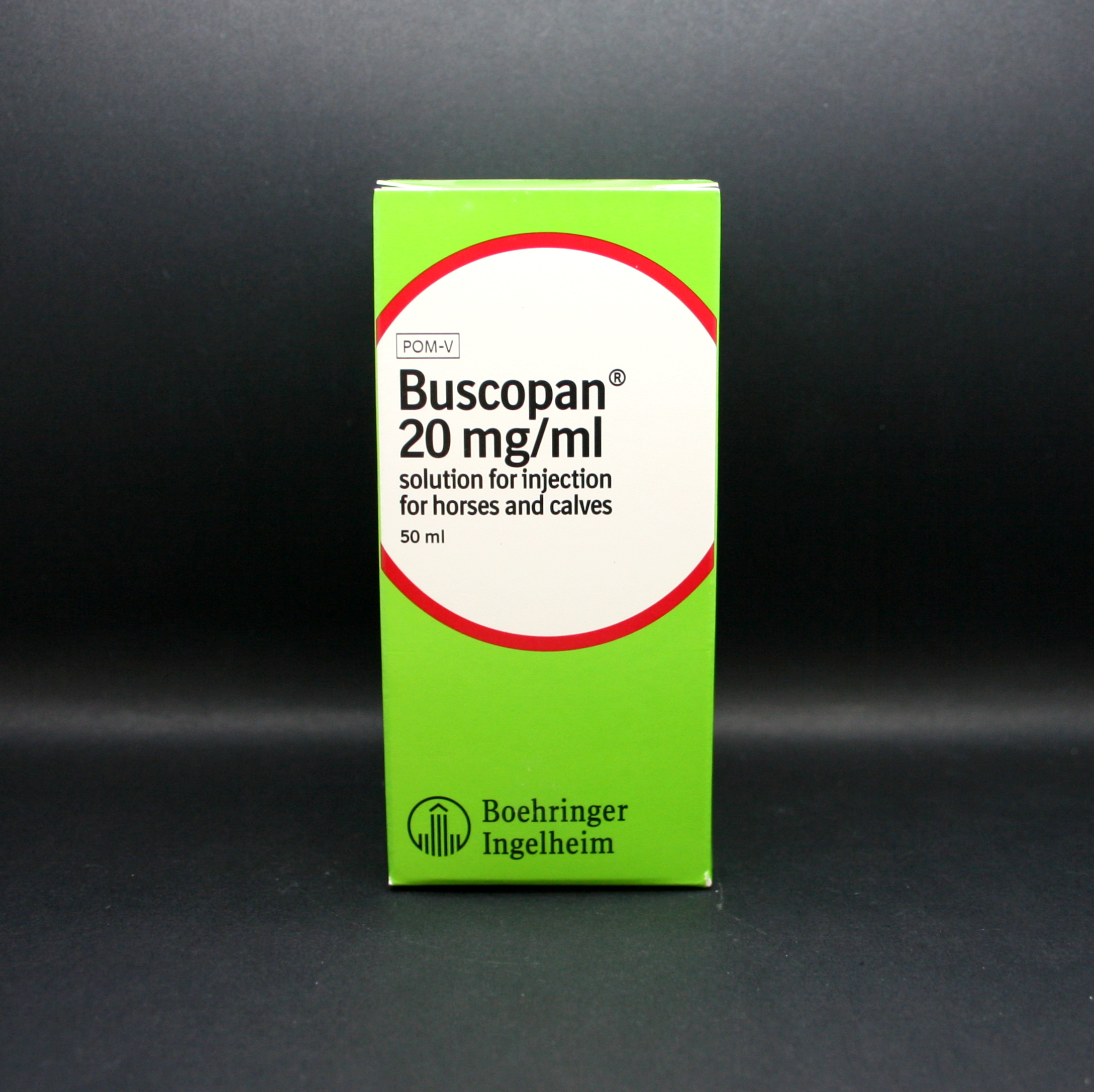 Buscopan 20mg/ml solution. 50ml