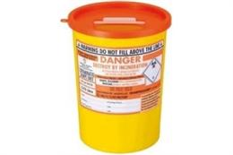 A Sharps Disposal Container is an essential for safely keeping used needles.