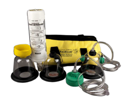 <p>The Foal Aspirator/Resuscitator Kit from McCulloch Medical, is an essential kit for anyone involved in foaling mares, whether it be a large stud or a one-horse horse owner, when you need this equipment, you'll be glad you had it ready. </p>