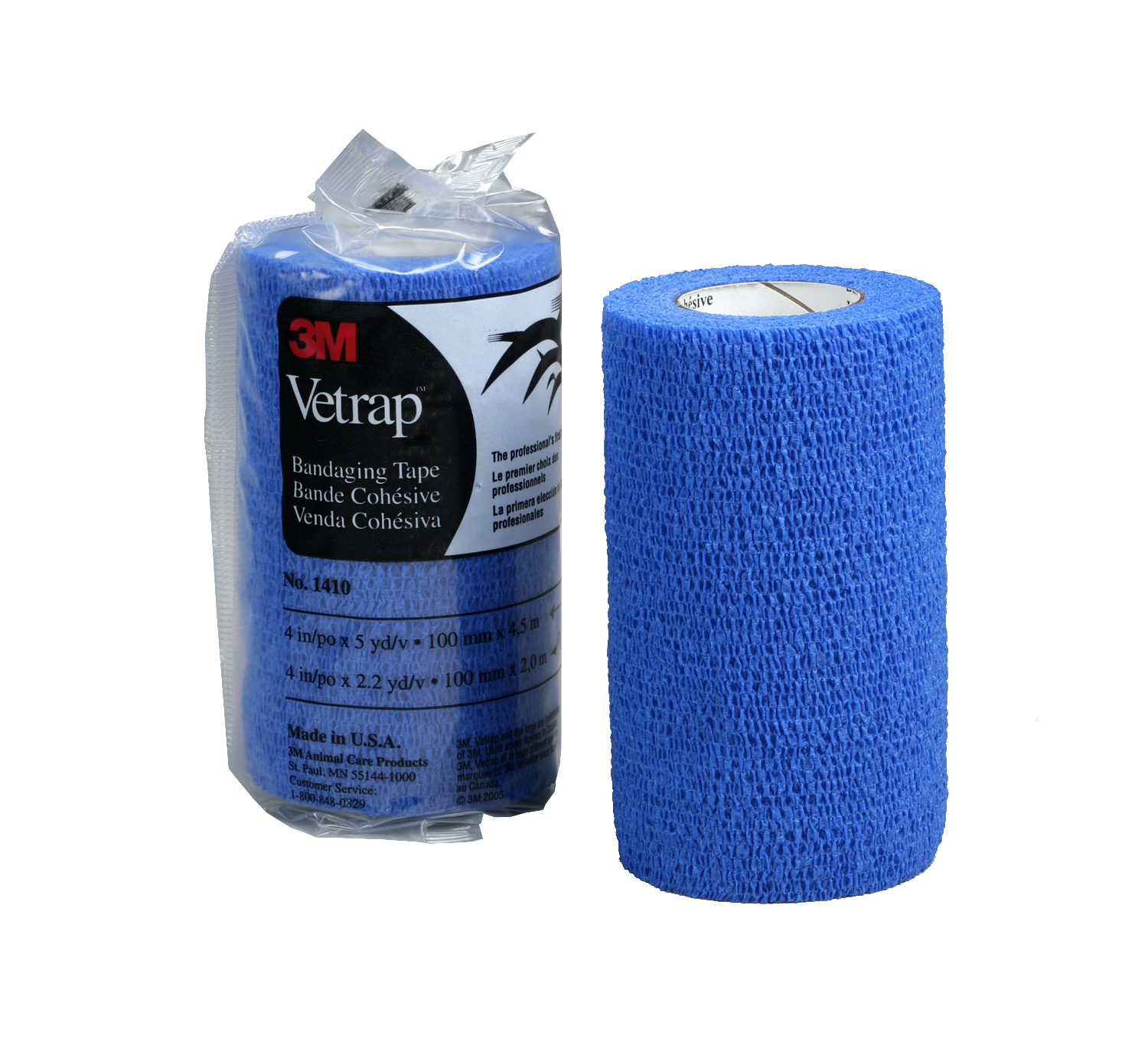 3m Equine Vetrap Bandages 10cm X From